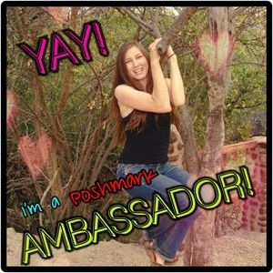 Finally!!! I'M AN AMBASSADOR!